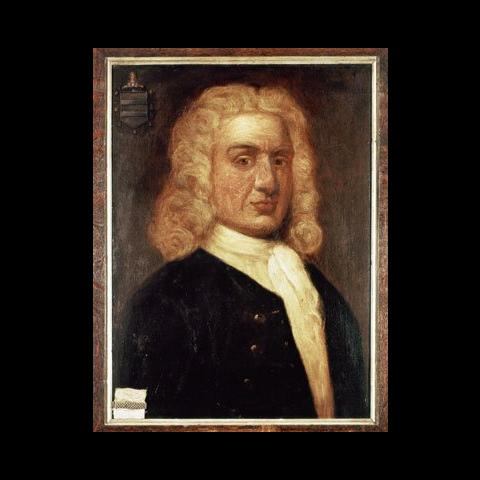威廉·基德的畫像