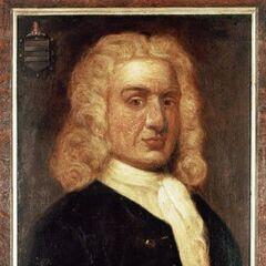 Portrait of William Kidd