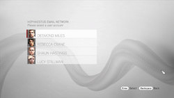 ACB Hephaestus Email Network