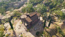 ACOD Kephallonia Temple of Zeus