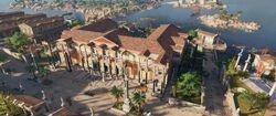 ACO Library of Alexandria