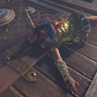 席拉诺斯死在<i>琥珀黎明</i> 号上