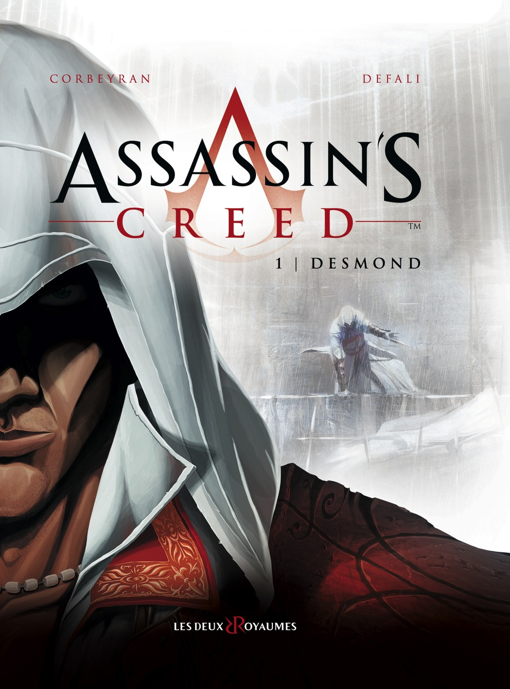 Assassin S Creed Les Deux Royaumes Comics Assassin S Creed