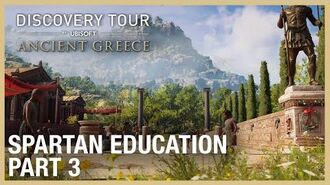 Assassin's Creed Discovery Tour Spartan Education Ep. 3 Ubisoft NA