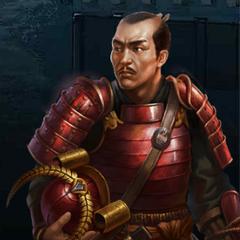 德川家康<br />(1543 – 1616)
