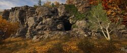 ACOD Bolissos Cave entrance