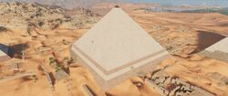 ACO Pyramid of Khafre