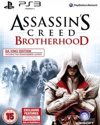 AC Brotherhood The Da Vinci Edition