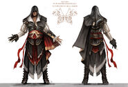Altaïr armure concept