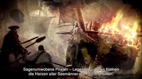Assassin's Creed 4 Black Flag - Das wahre goldene Zeitalter der Piraten DE