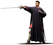 Machiavelli-pose Concept