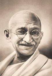 Mahatma Gandhi - 1