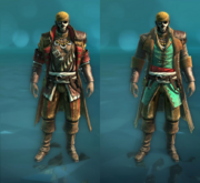 Warrior Special (Mercenary)