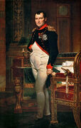 AC2 - The Emperor Napoleon in His Study at the Tuileries