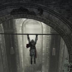 Ezio accédant au tombeau