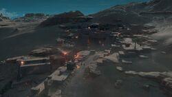 ACO Arsinoites Quarry Hideout