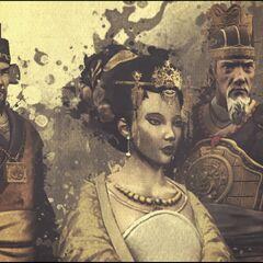 丘聚和张永利用张皇后