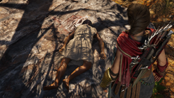 ACOD Death Comes For Us All - Kassandra Finds Body