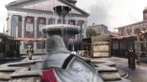 Assassin's Creed Brotherhood - E3 2010 - Trailer Multiplayer