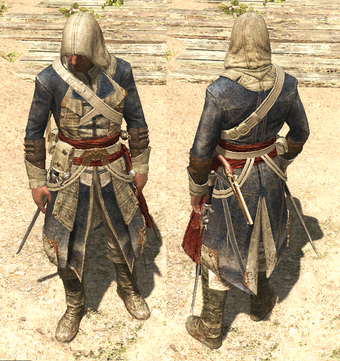 Edward Kenway S Robes Assassin S Creed Wiki Fandom
