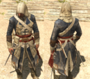 Edward Kenway's robes