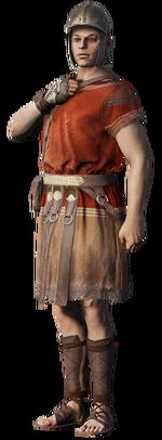 ACO Ptolemaic Soldier