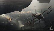 ACS World War I Fighter Jets - Concept Art