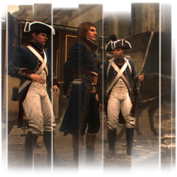 ACU Arrestation de Bonaparte BDA