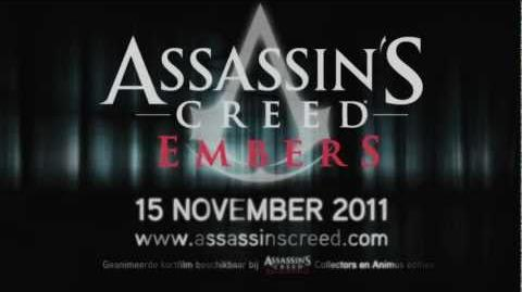 Assassin's Creed Revelations - Embers Trailer(NL)