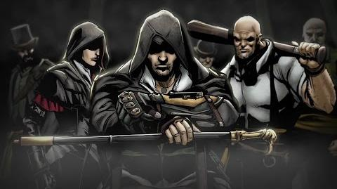 Assassin's Creed Syndicate - Animated Short Film