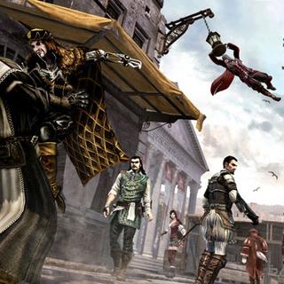 贵族在罗马杀死牧师