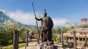 ACOD Statue of Leonidas Sparta