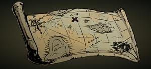 ACP carte au trésor