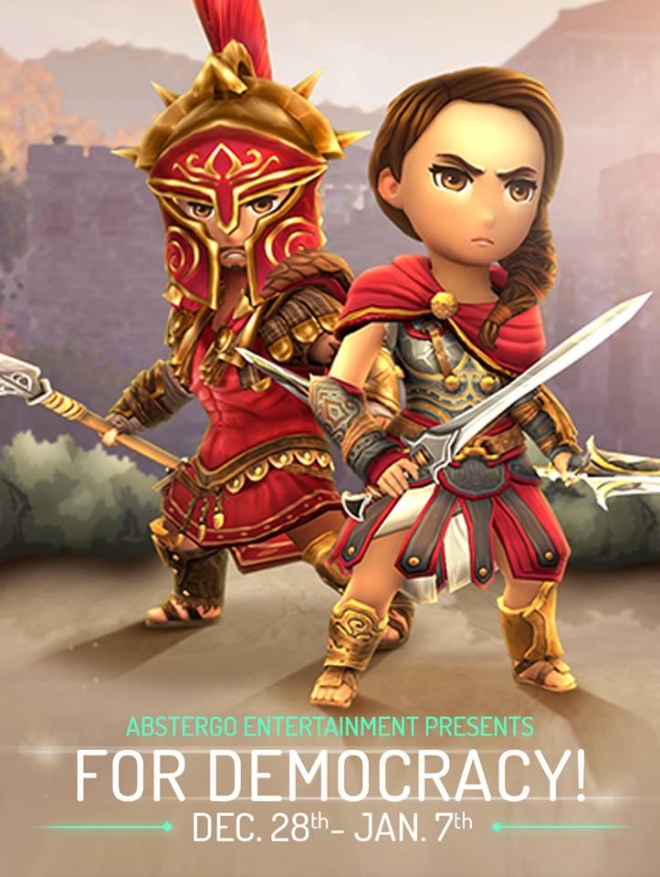 For Democracy!   Assassin's Creed Wiki   Fandom