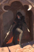 ACS Art of Assassin's Creed Syndicate Evie Frye