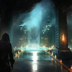 Crypte du Temple
