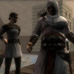 阿泰尔告诉玛利亚他的愿望