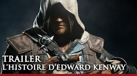 L'histoire d'Edward Kenway I Assassin's Creed IV Black Flag FR