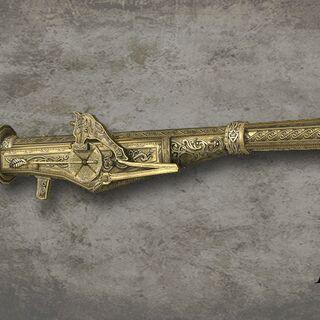 奥克塔维安·德·瓦卢瓦的私人手枪