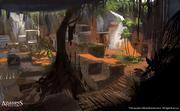 Saba Island - Concept Art 3