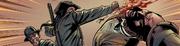 ACComic American Assassin in Combat