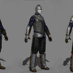 Armor renders