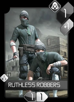 ACR Ruthless Robbers