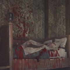 最后一名受害者玛丽·简·凯利的遇害现场