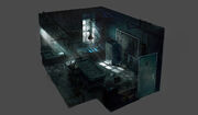 ACS Jack the Ripper Trailer Room 4 - Concept Art