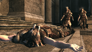 Adeptes de Romulus mort