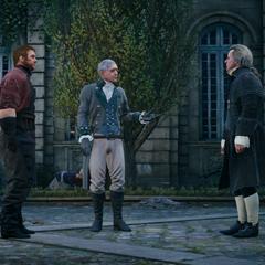 弗朗索瓦让阿尔诺摆脱指控