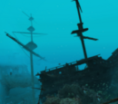 Shipwreck sites