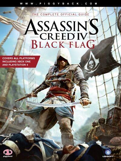 Creed black flag book assassins 4