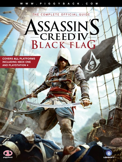 Assassin S Creed Iv Black Flag Official Game Guide Assassin S